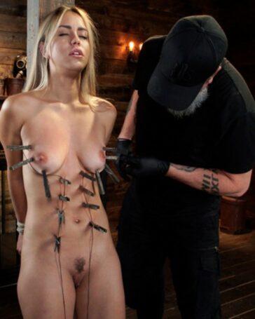 Alina Lopez tormento sexual