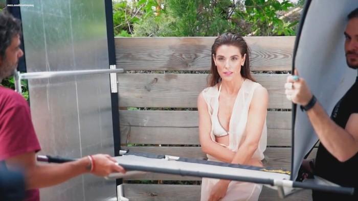 Raquel Sanchez Silva presentadora Maestros de la Costura