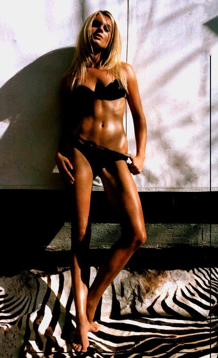 Rebecca Romijn famosa actriz mutante 4