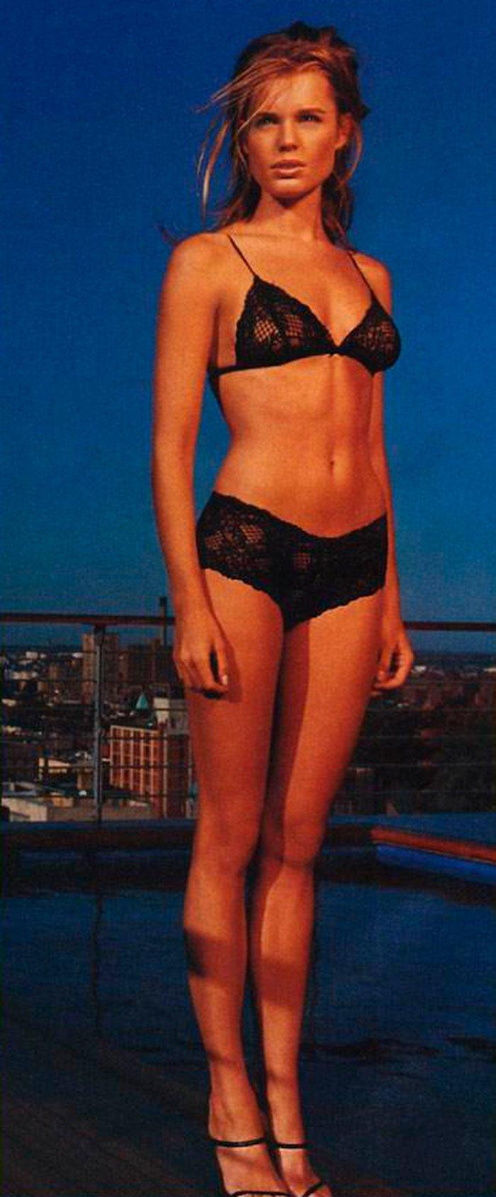 Rebecca Romijn fotos eróticas 5