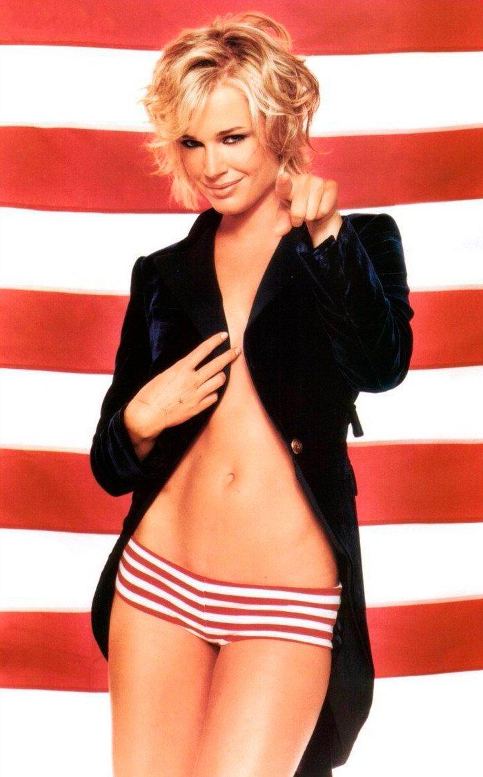 Rebecca Romijn imagen desnuda 9