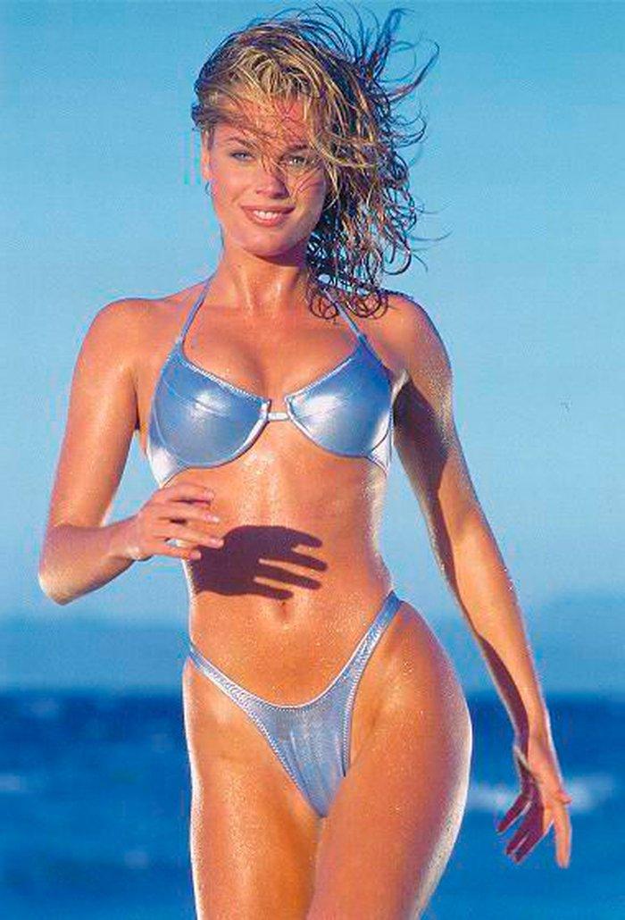 Rebecca Romijn posado moda 5