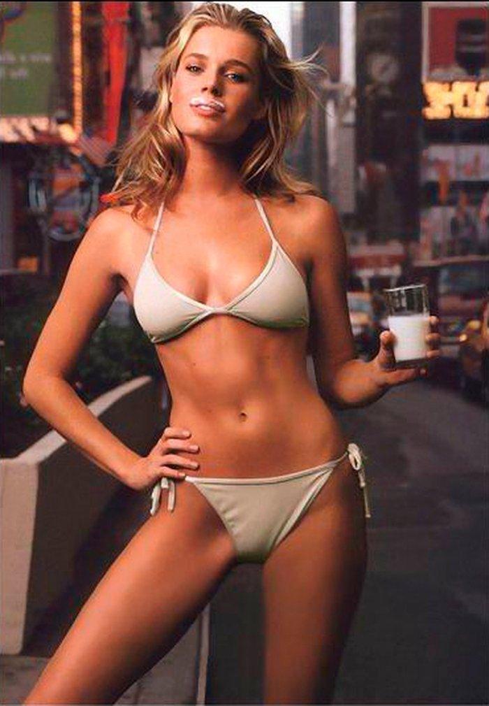 Rebecca Romijn posado moda 6