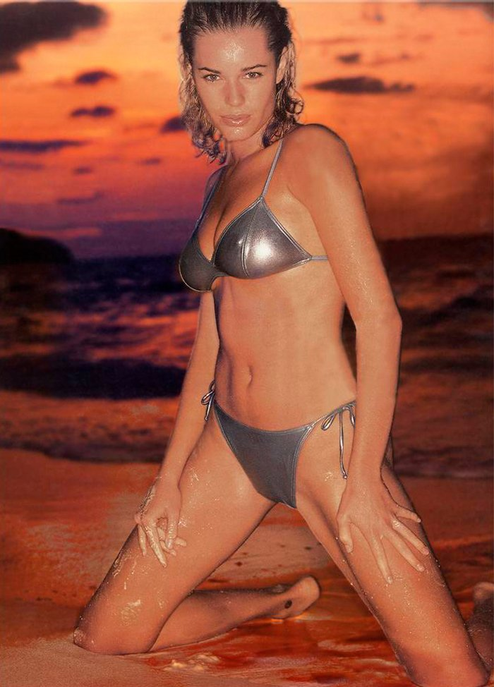 Rebecca Romijn sex-symbol de Hollywood 10