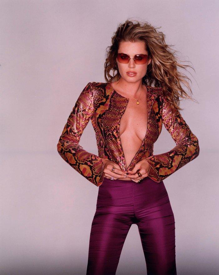 Rebecca Romijn sex-symbol de Hollywood 4