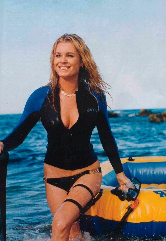 Rebecca Romijn sex-symbol de Hollywood 5