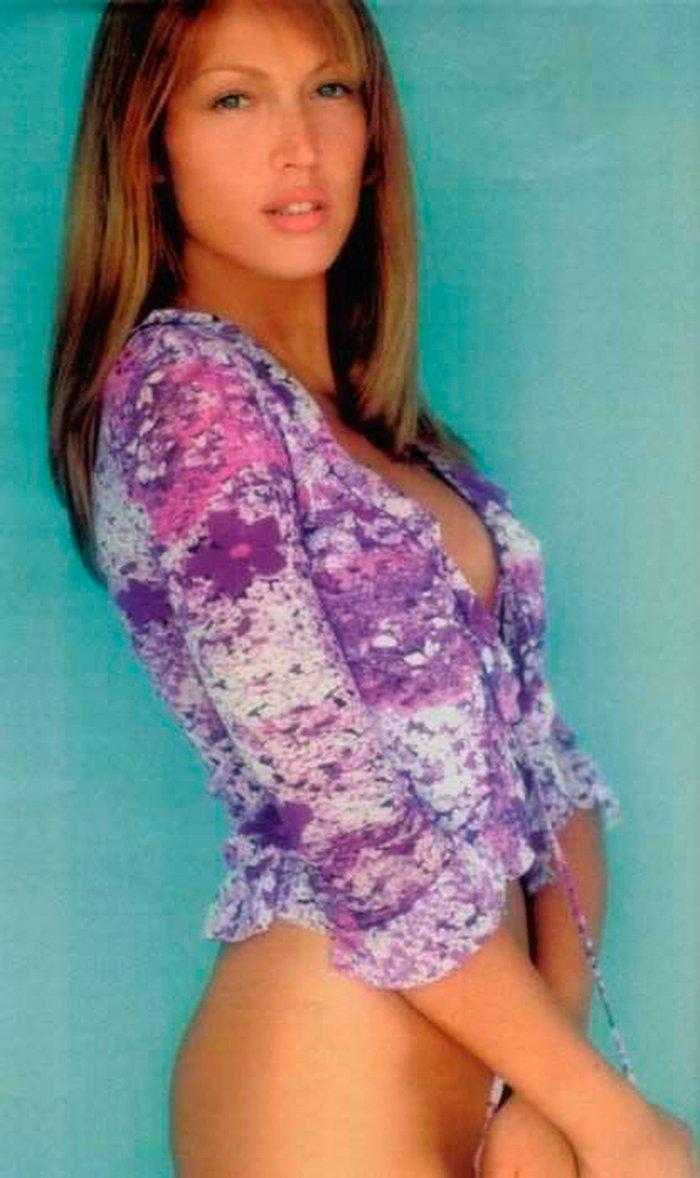 Silvia Fominaya atractiva presentadora