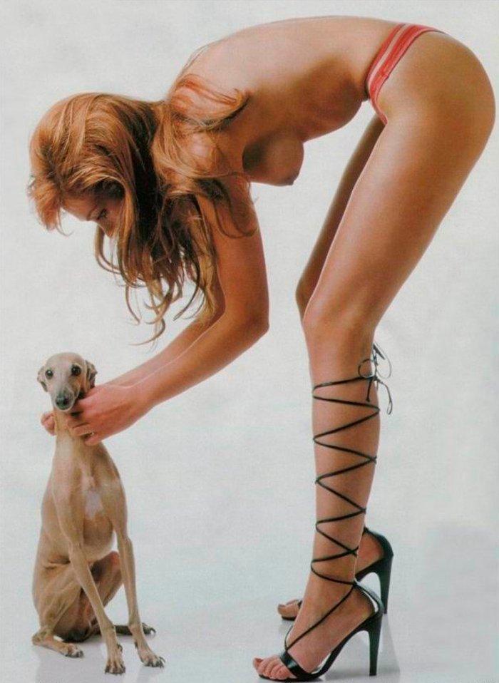Silvia Fominaya cuerpazo desnudo