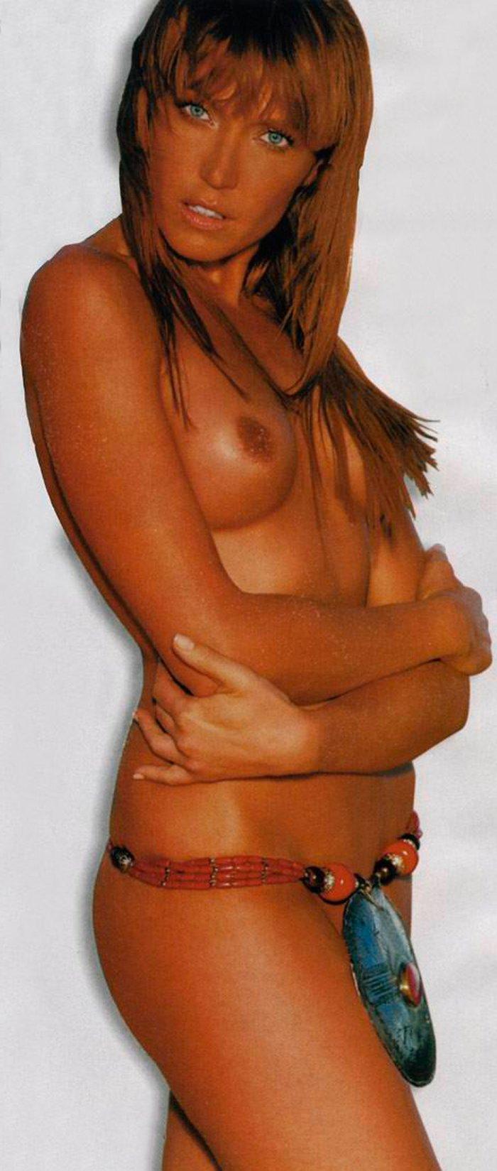 Silvia Fominaya famosa desnuda