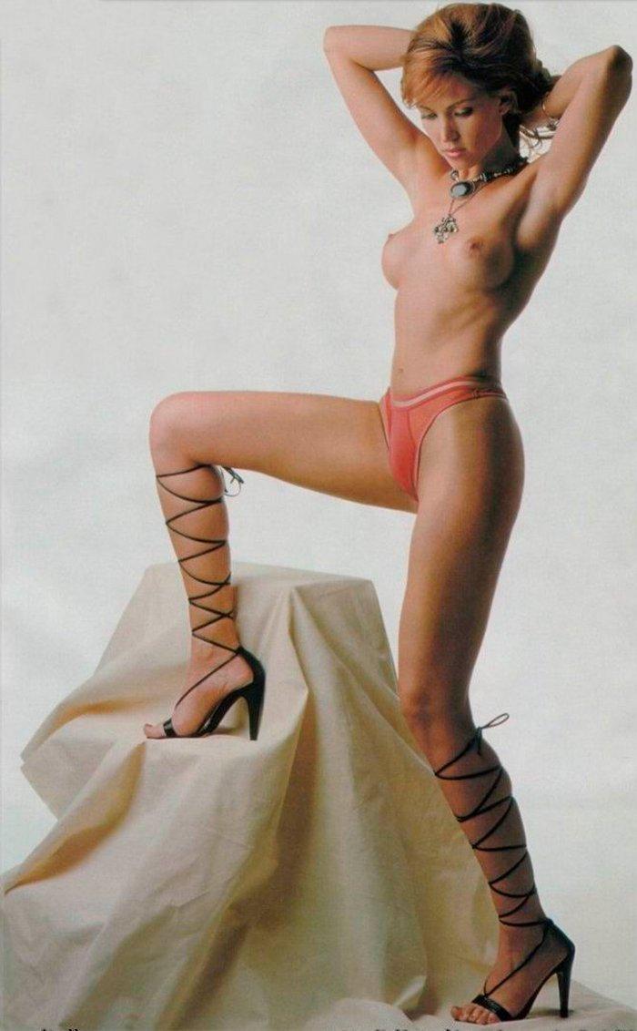 Silvia Fominaya fotos desnuda revista