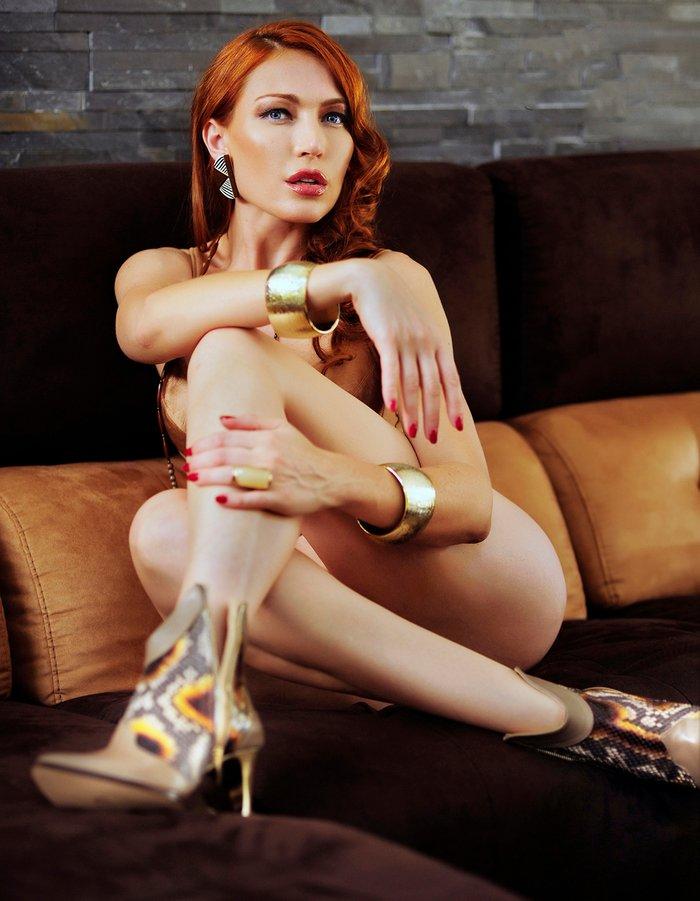 Silvia Fominaya modelo erótica