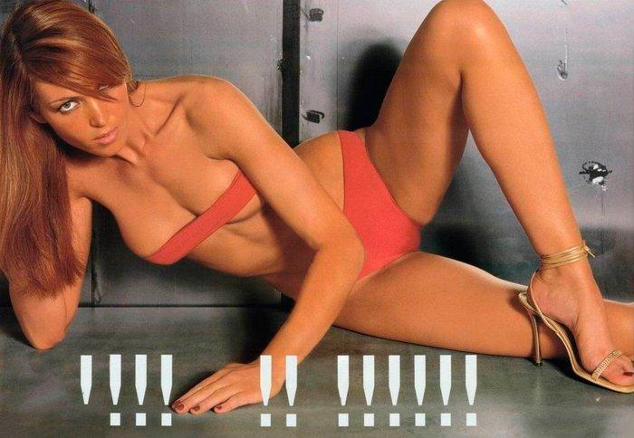 Silvia Fominaya portada revista erótica