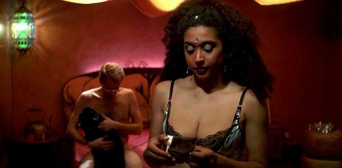 Vicenta N'Dongo prostituta de Airbag