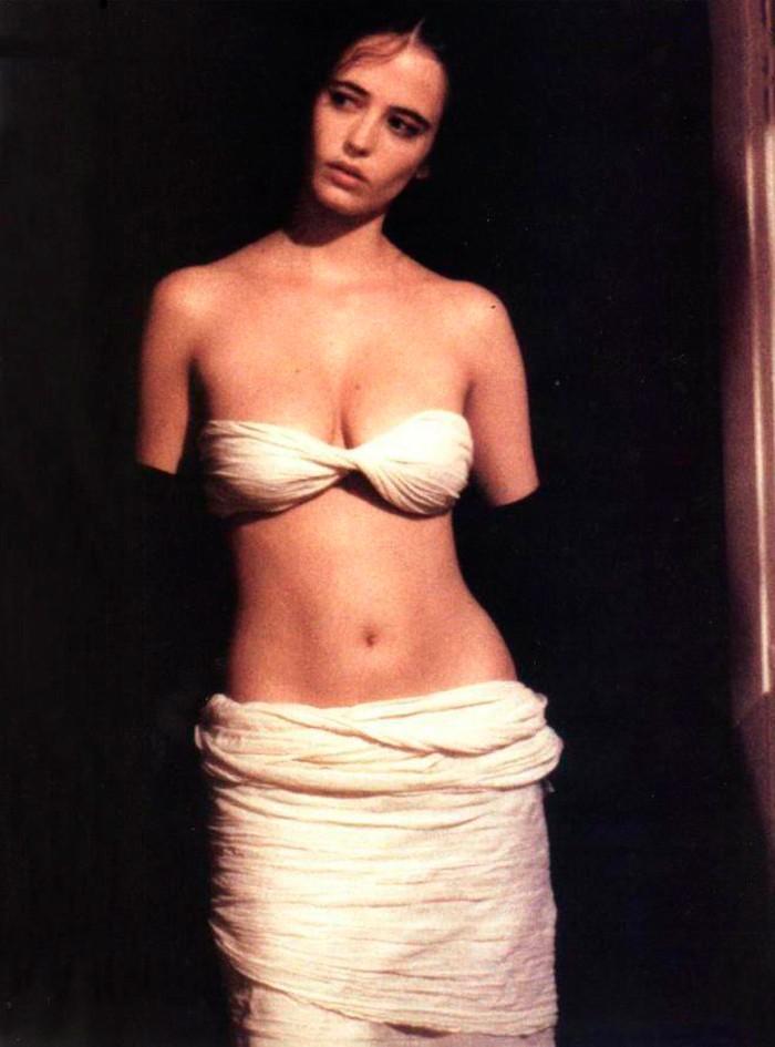 Eva Green actriz francesa belleza
