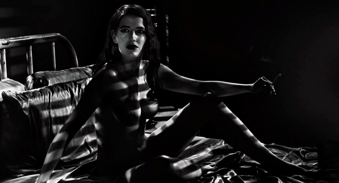 Eva Green desnuda Sin City 2