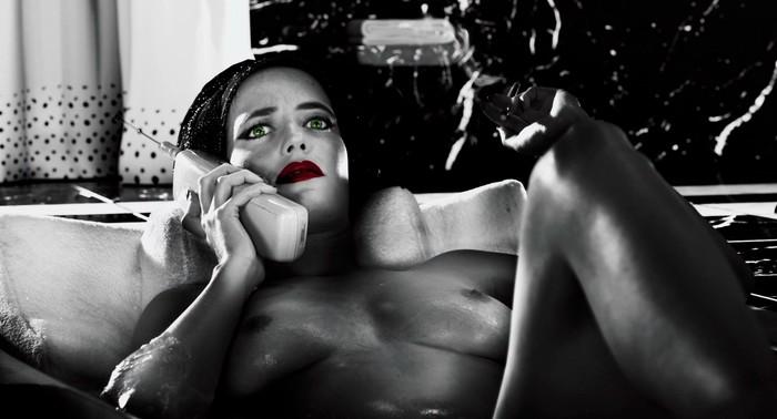 Eva Green desnudos en películas