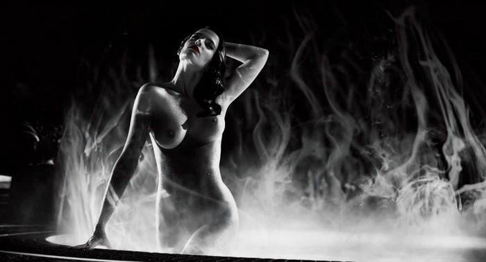 Eva Green escenas eróticas Sin City 2