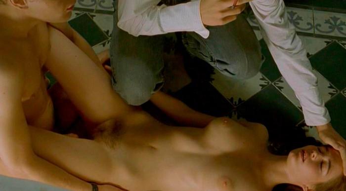 Eva Green follando en The Dreamers Los Soñadores