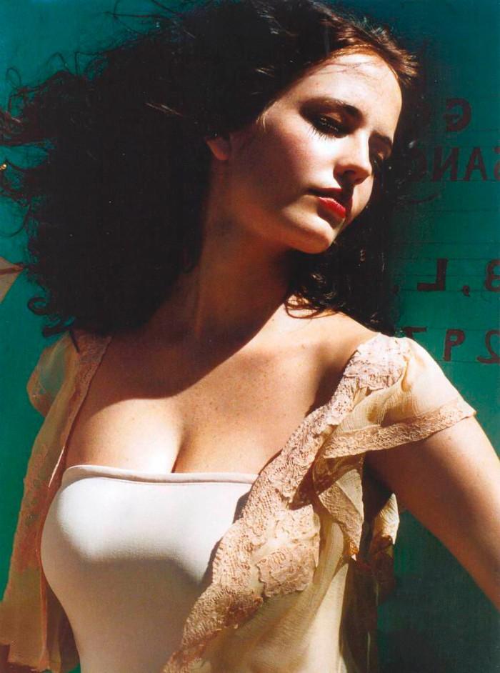 La belleza morbosa de Eva Green