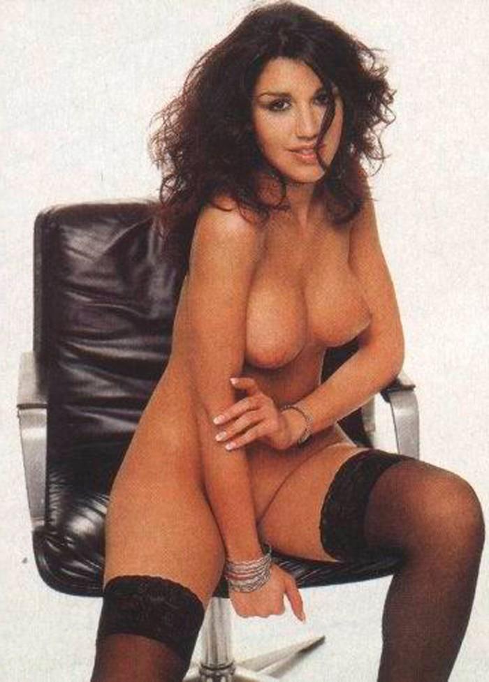 Nuria Bermúdez famosa nacional desnuda