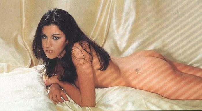 Nuria Bermúdez portada revista erótica