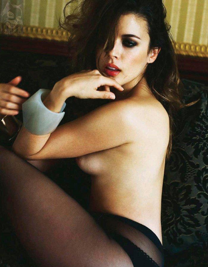 Adriana Ugarte posado erótico