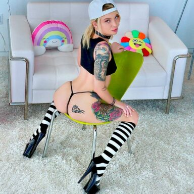 Dakota Skye autoproclama reina anal