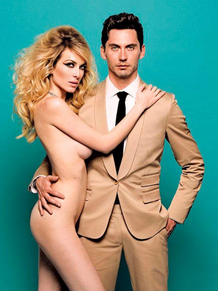 Kira Miro desnuda con Paco León