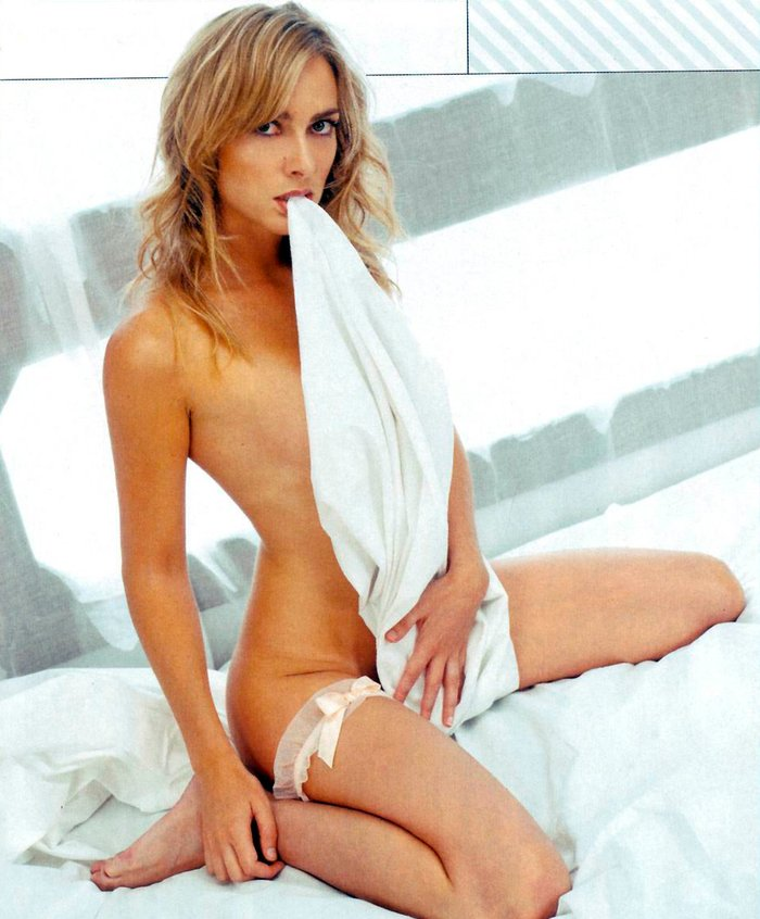 Kira Miro desnuda revista FHM