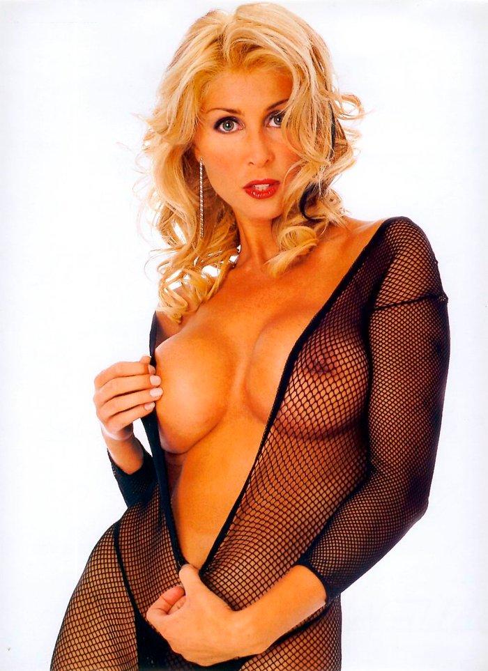 Malena Gracia Pin-up televisión años 90