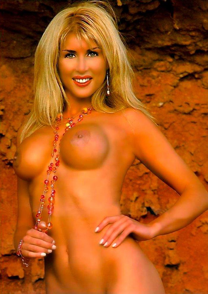 Malena Gracia conejita Playboy Europa