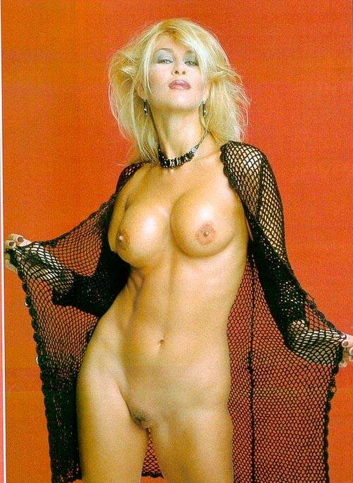 Malena Gracia desnudo más explícito