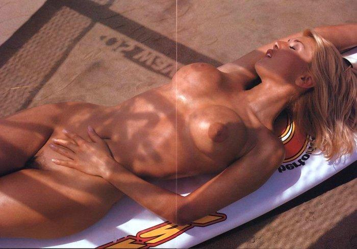 Malena Gracia fotos desnuda Interviu