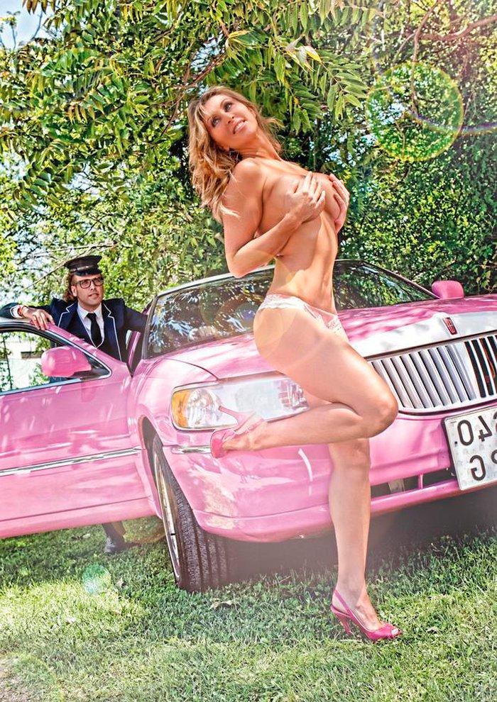 Malena Gracia fotos desnuda Primera Línea 3
