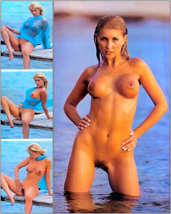 Malena Gracia posados eróticos