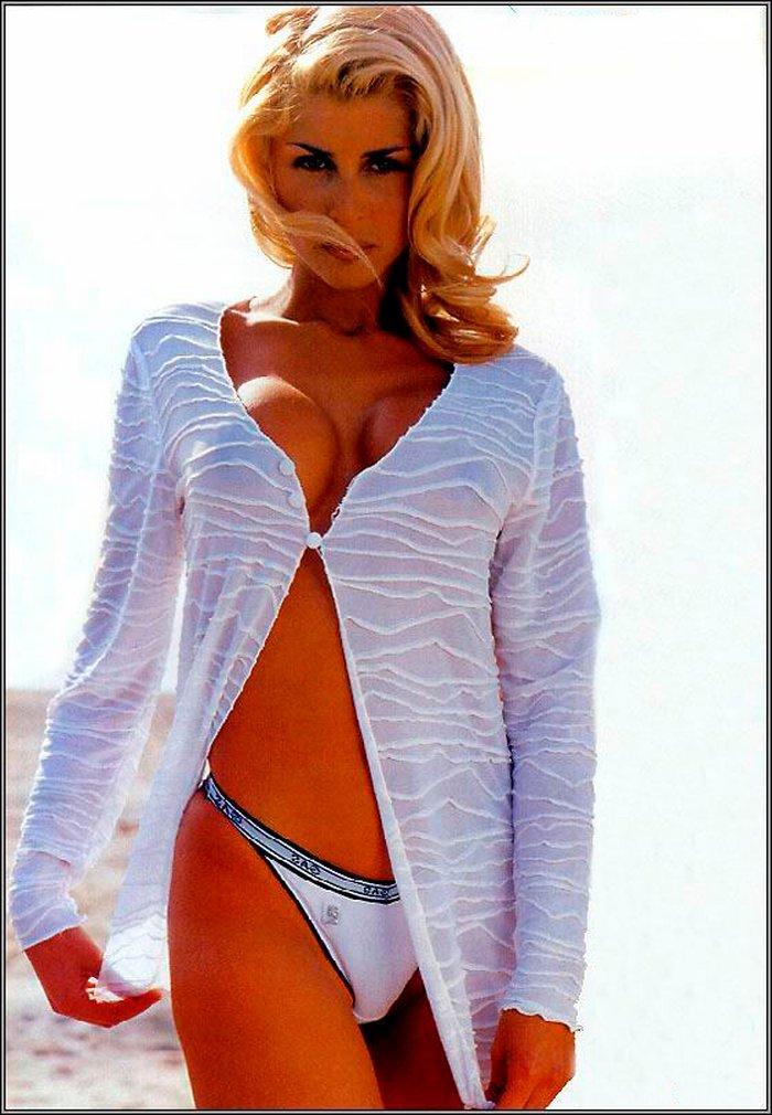 Malena Gracia sexy ropa interior