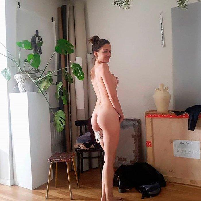 María Hervás desnuda instagram