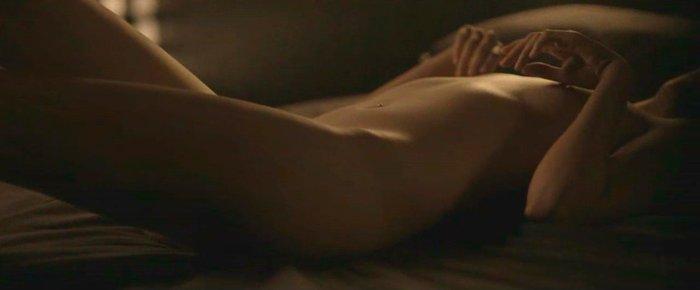 María Hervás desnuda película