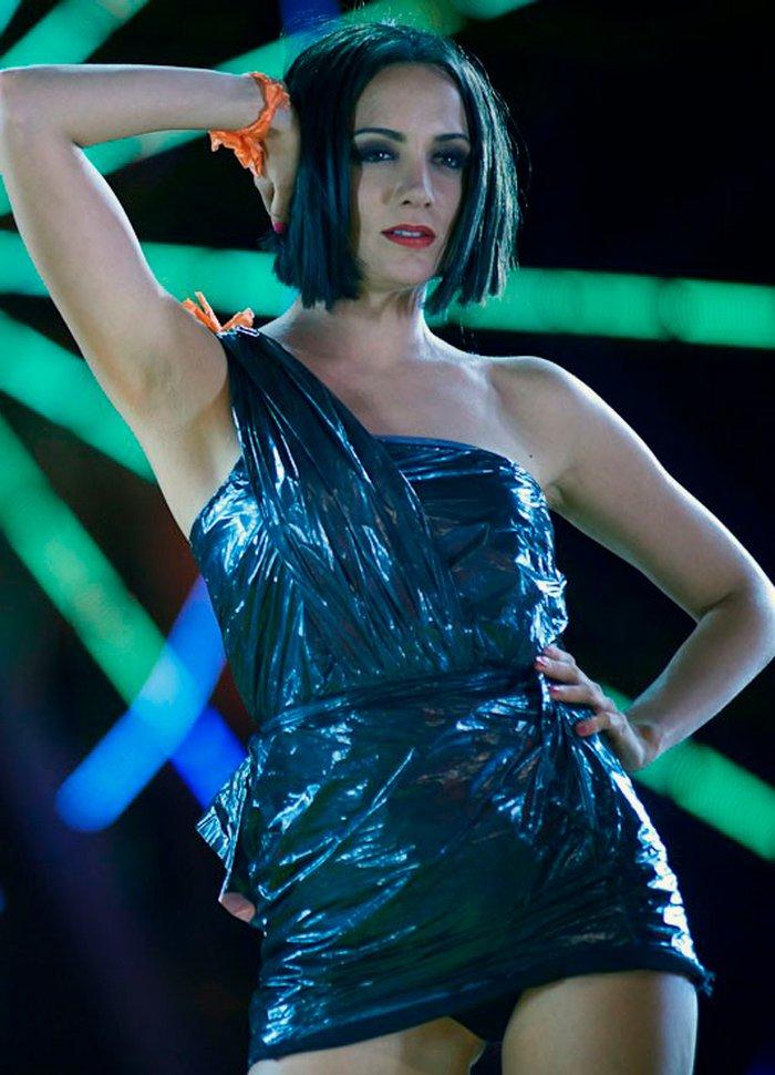 María Hervás modelo ropa