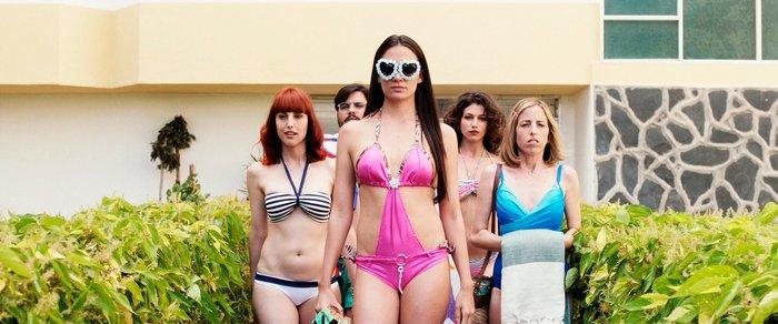María Hervás sexy bañador