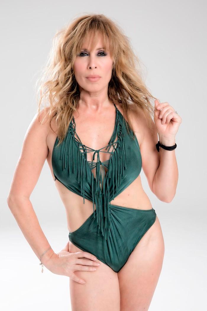 Miriam DiazAroca concursante Splash