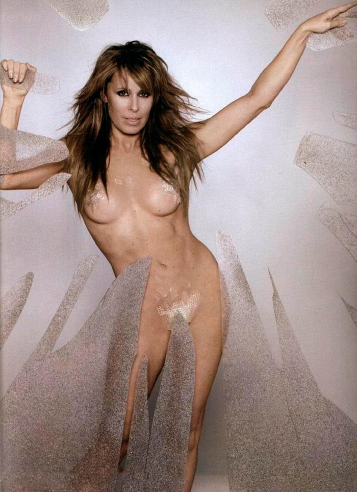 Miriam DiazAroca desnuda Interviu
