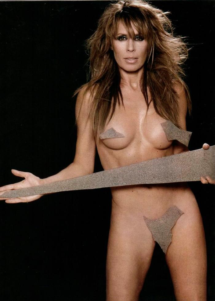 Miriam DiazAroca fotos eróticas Interviu