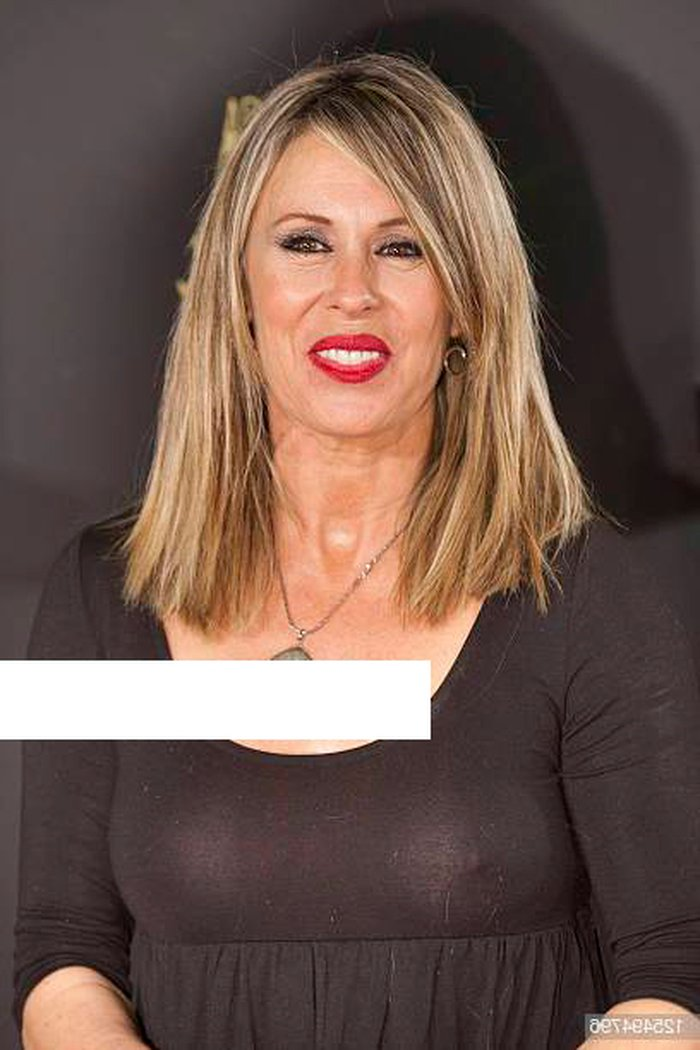 Miriam DiazAroca transparencia pezones