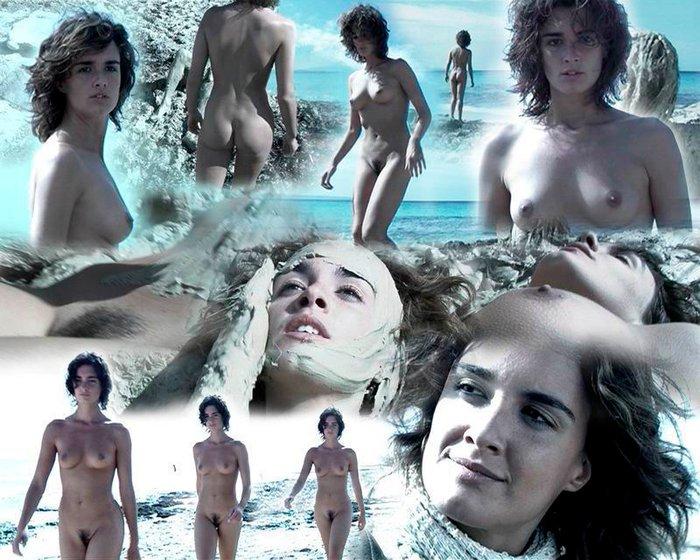 Paz Vega desnuda Lucía y el Sexo