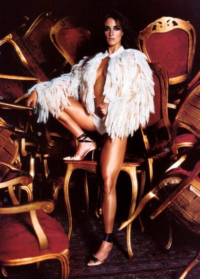 Paz Vega portada revista moda GQ