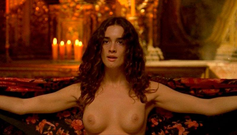 Paz Vega Topless Escena Carmen