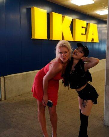 Rae Lil Black Kate Truu Mamada Pública Ikea