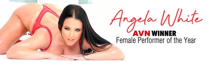 Angela White arrasa ganadora AVN Awards 2020