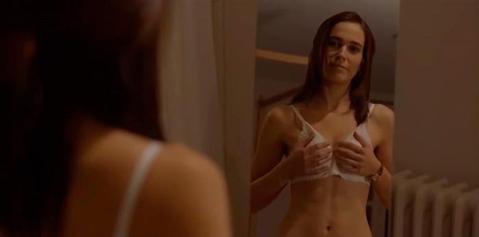 Celia Freijeiro enseña cuerpo lencería